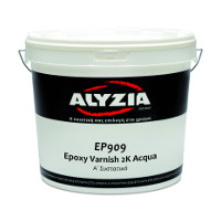 EP 909 Epoxy Varnish 2K Acqua